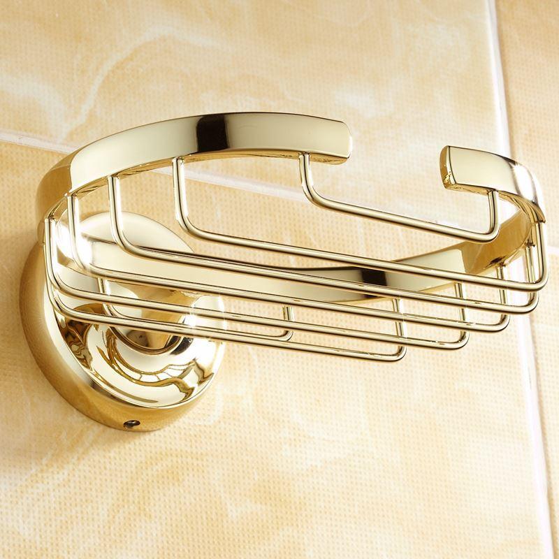 seifenhalter seifenkorb bad modern ti pvd gold kupfer bad accessoires mit gro er auswahl. Black Bedroom Furniture Sets. Home Design Ideas