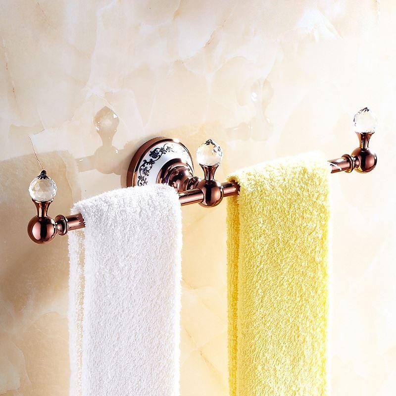 handtuchstange bad rosegold kupfer bad accessoires mit gro er auswahl. Black Bedroom Furniture Sets. Home Design Ideas
