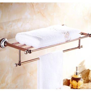 Badzubehör Handtuchhalter handtuchhalter bad rosegold kupfer badzubehör mit großer auswahl