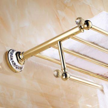handtuchhalter bad modern ti pvd gold kupfer bad accessoires mit gro er auswahl. Black Bedroom Furniture Sets. Home Design Ideas