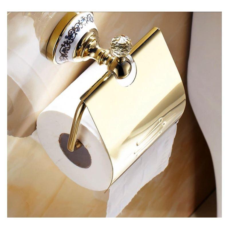 papierrollenhalter bad modern ti pvd gold kupfer badzubeh 246 r mit gro 223 er auswahl