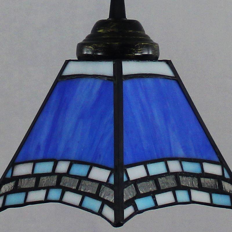 g nstig tiffany pendelleuchte rustikal antik stil glas lampenschirm 3 flammig 6 zoll kaufen. Black Bedroom Furniture Sets. Home Design Ideas