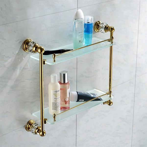 Modern glasablage handtuchhalter sch nes f r ihr badezimmer for Handtuchhalter modern
