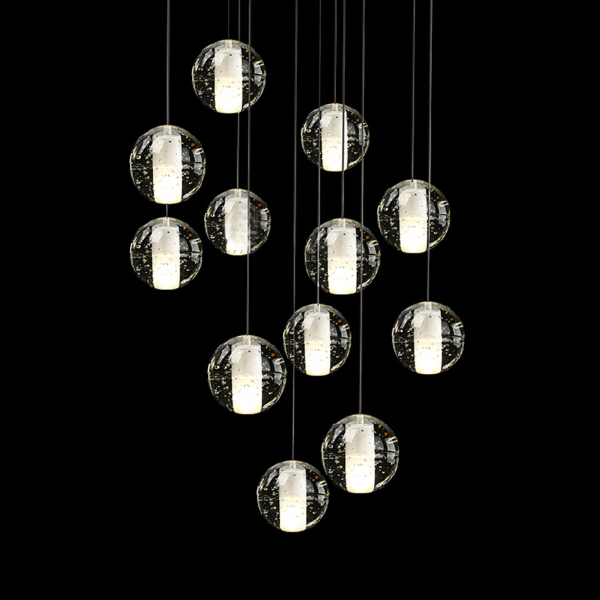 Pendelleuchte Modern in stock pendelleuchte modern kristall galvanisiert transparent