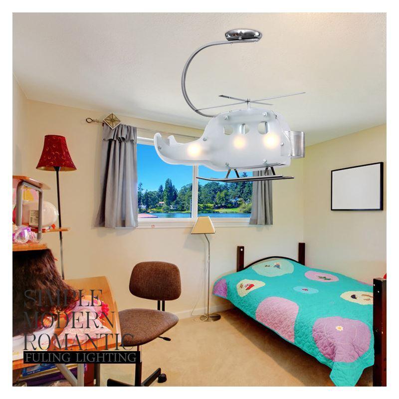 ausverkauft eu lager led deckenleuchte kinderzimmer flugzeug 3 flammig. Black Bedroom Furniture Sets. Home Design Ideas