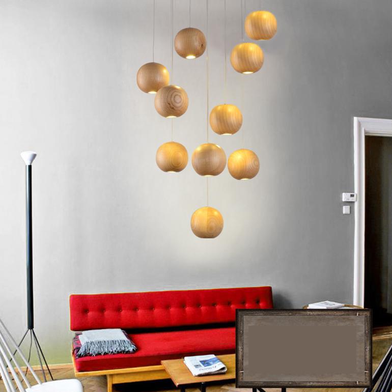 eu lager landhaus pendelleuchte holz. Black Bedroom Furniture Sets. Home Design Ideas