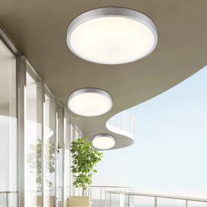 (EU Lager)LED Deckenleuchte Modern Acryl Rund