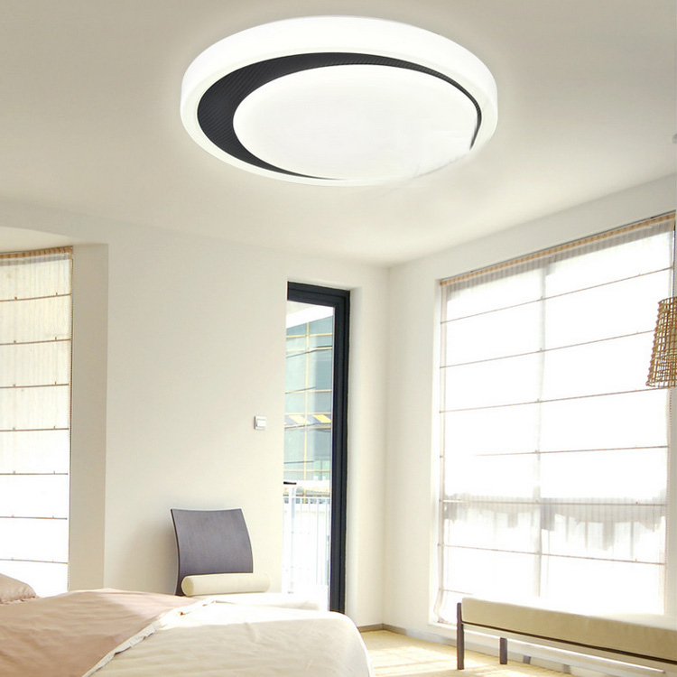 deckenleuchten rund modern interior design und m bel ideen. Black Bedroom Furniture Sets. Home Design Ideas