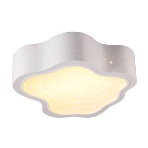 Zeige Details für (EU Lager)LED Deckenleuchte Wolke Design Modern Acryl Weiß