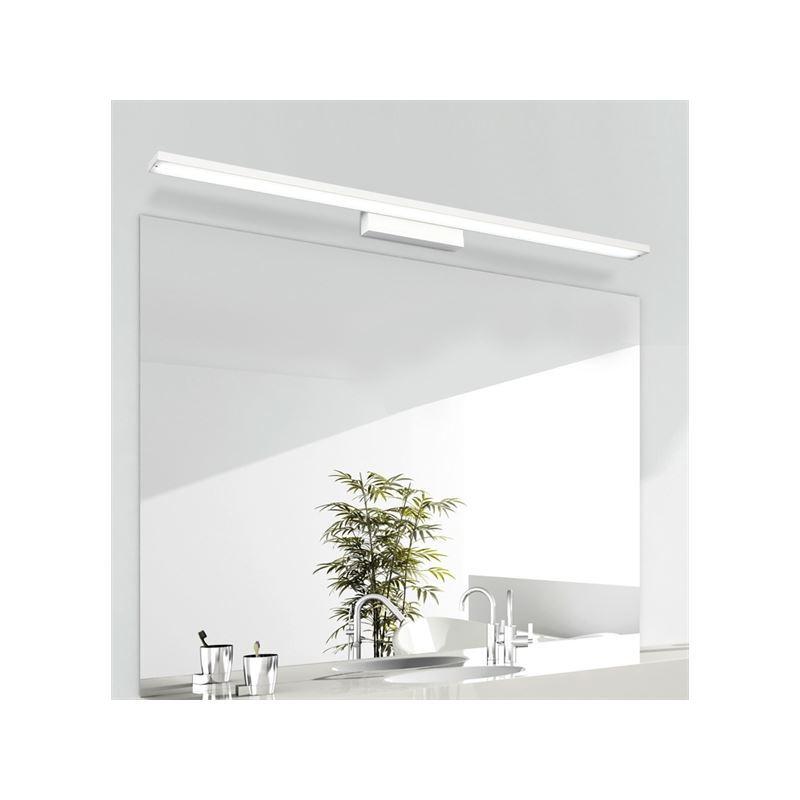 Led spiegelleuchte wandmontage im badezimmer - Spiegelleuchte badezimmer ...