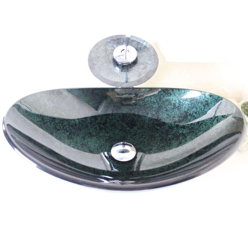 armaturen waschbecken armaturen sets eu lager modern waschbecken set glas oval mit. Black Bedroom Furniture Sets. Home Design Ideas