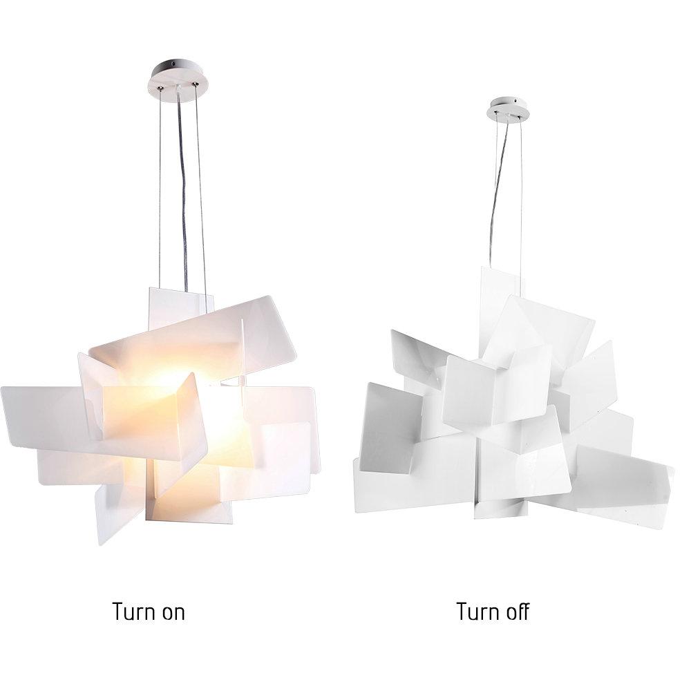 Kronleuchter Modern Esszimmer ~ Stilvoller kronleuchter modern big bang design im esszimmer