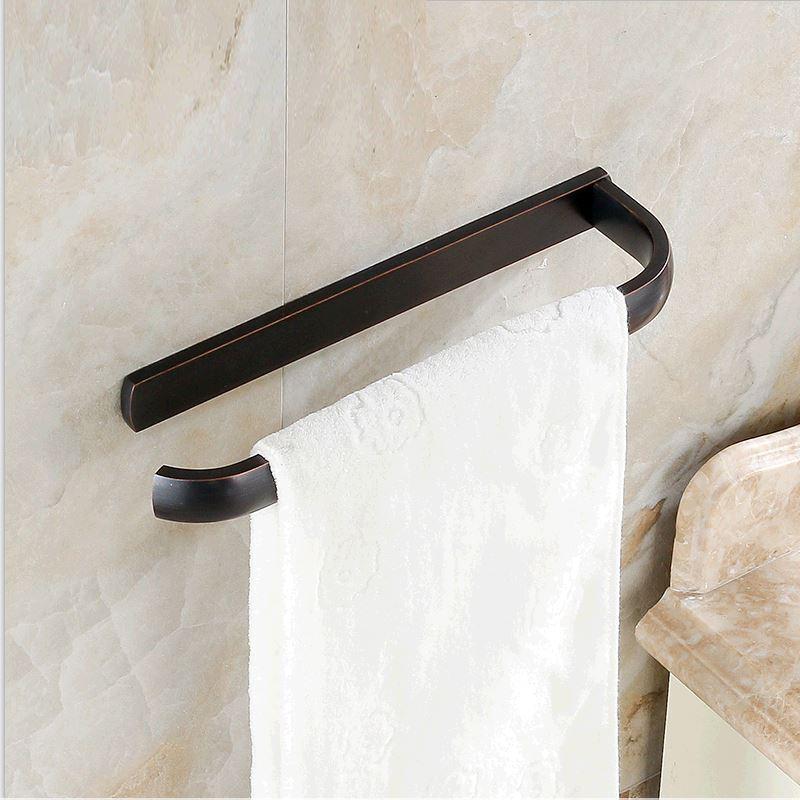 badzubeh r handtuchstange eu lager handtuchstange antik messing bad accessoires schwarz. Black Bedroom Furniture Sets. Home Design Ideas