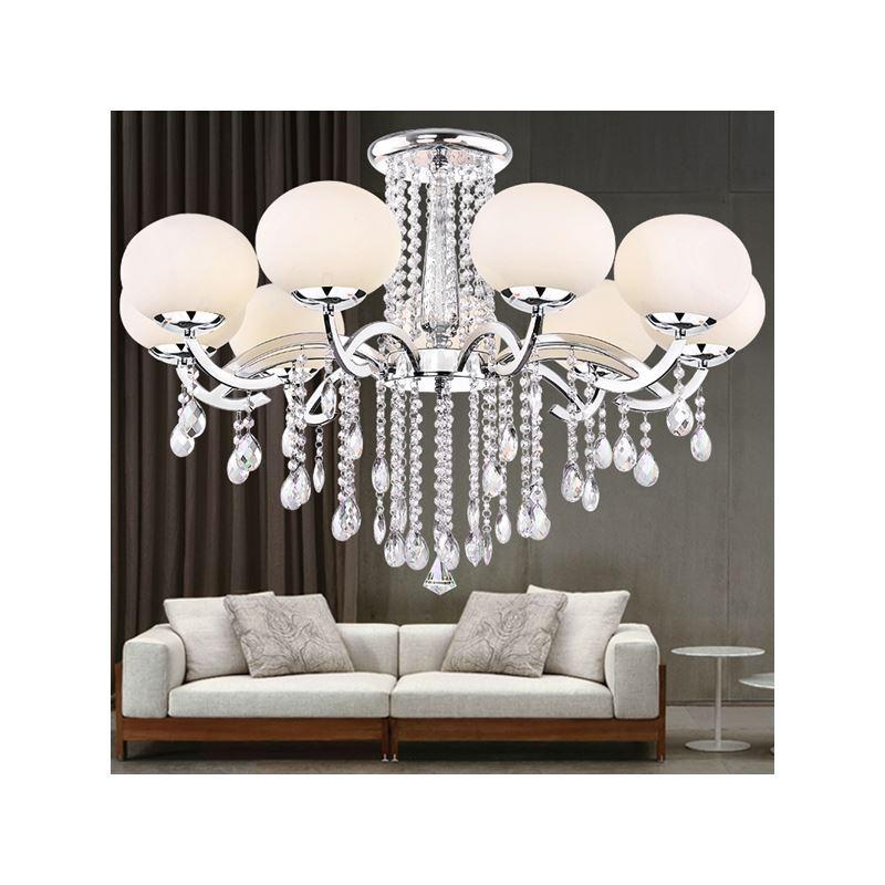beleuchtung kronleuchter kristall kronleuchter eu lager kronleuchter kristall modern 9. Black Bedroom Furniture Sets. Home Design Ideas