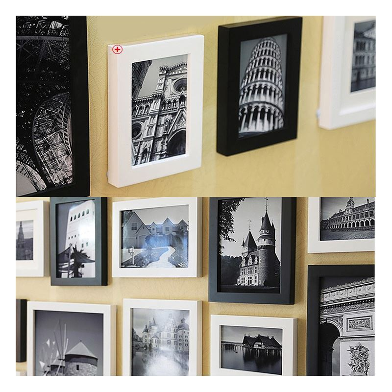 Hausdeko - Bilderrahmen - Galerierahmen - (EU Lager)Moderne ...