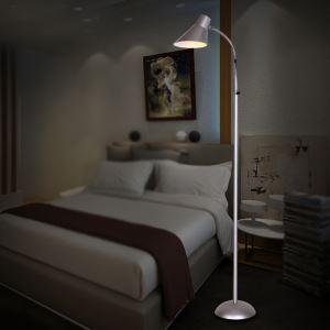 (EU Lager)Stehleuchte Modern Design im Wohnzimmer Lesezimmer