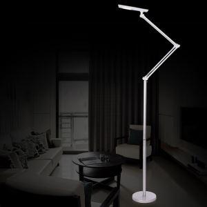 (EU Lager)Stehlampe Modern Design Weiß im Wohnzimmer Lesezimmer