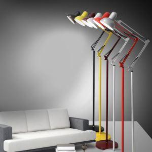 Moderne Standlampe Design im Wohnzimmer Lesezimmer