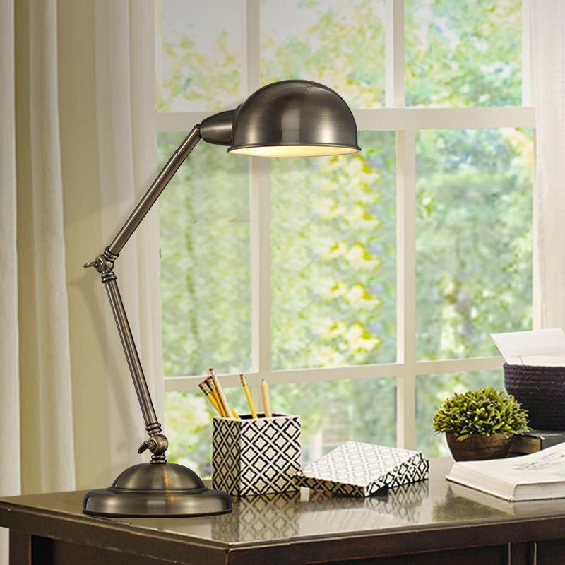 beleuchtung tischleuchten eu lager tischleuchte retro design im wohnzimmer lesezimmer. Black Bedroom Furniture Sets. Home Design Ideas