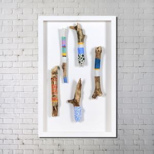 Leinwandbild Holz Fun Digitaldruck ohne Rahme-C