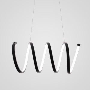 (EU Lager)Led Pendelleuchte Modern Stilvoll Welle Design