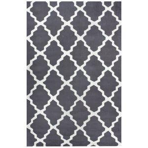 (EU Lager)Teppich Modern Geometrisch Design aus Polypropylen im Wohnzimmer-D