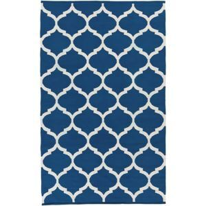 (EU Lager)Moderner Teppich Sofa Geometrisch Design aus Polypropylen-D