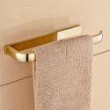 Handtuchring Badzubehör aus Messing Gold