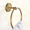 Antik Messing Handtuchring Badezimmer