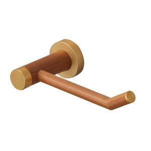 (EU Lager)Toilettenpapierhalter Bad aus Holz