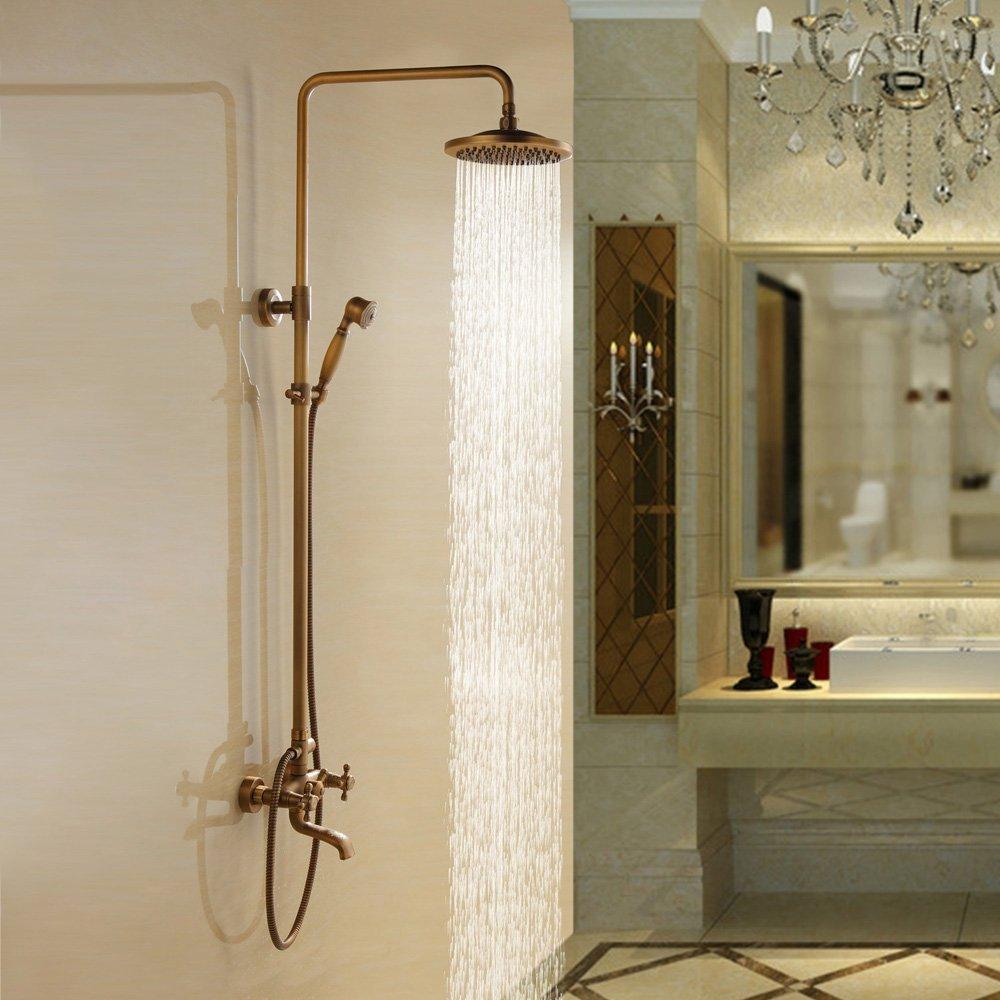 armaturen duschsysteme eu lager antik messing