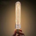 40W E27 Glühbirne Vintage