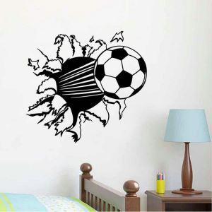 PVC Wandtattoo Fußball