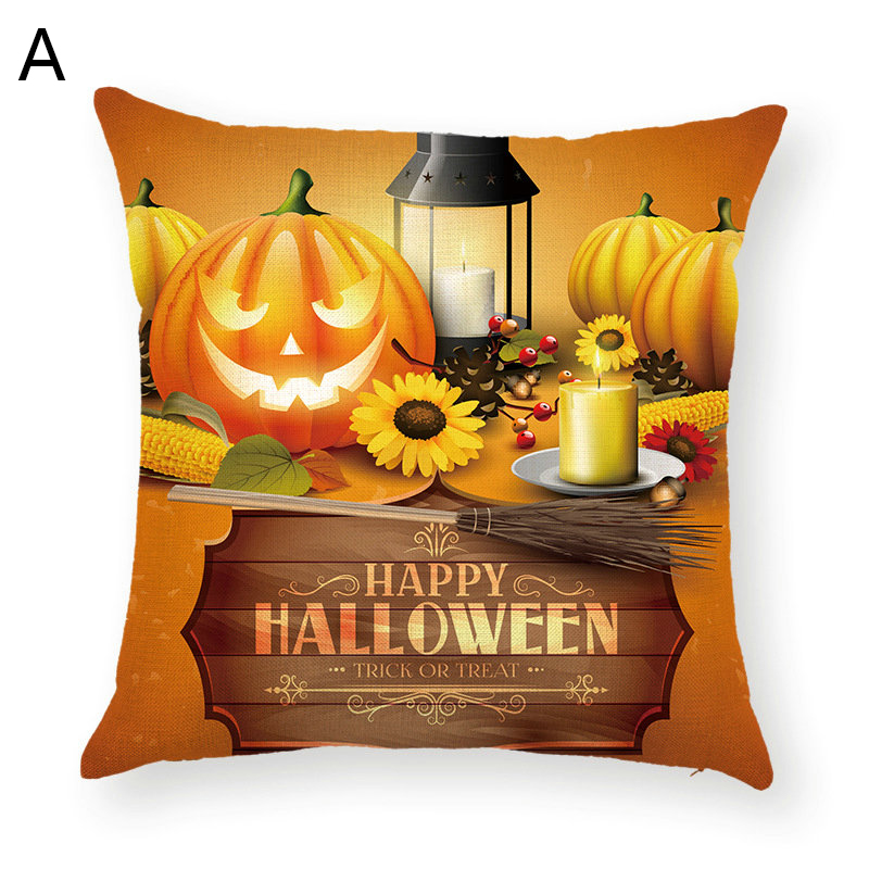 Halloween Thema.Happy Halloween Halloween Thema Kissenhulle