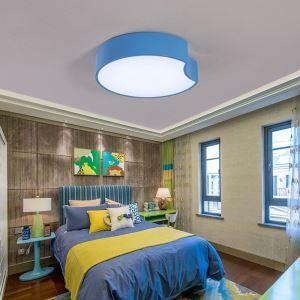 Moderne Deckenleuchte Led Geometrische Design im Kinderzimmer