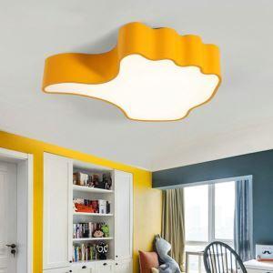 Led Deckenleuchte Modern Daumen Design im Kinderzimmer