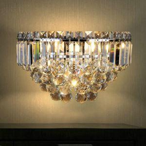 Moderne Wandleuchten Kristall im Wohnzimmer Schlafzimmer