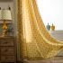 Zeige Details für Modern Vorhang Gelb Fischschuppen im Kinderzimmer