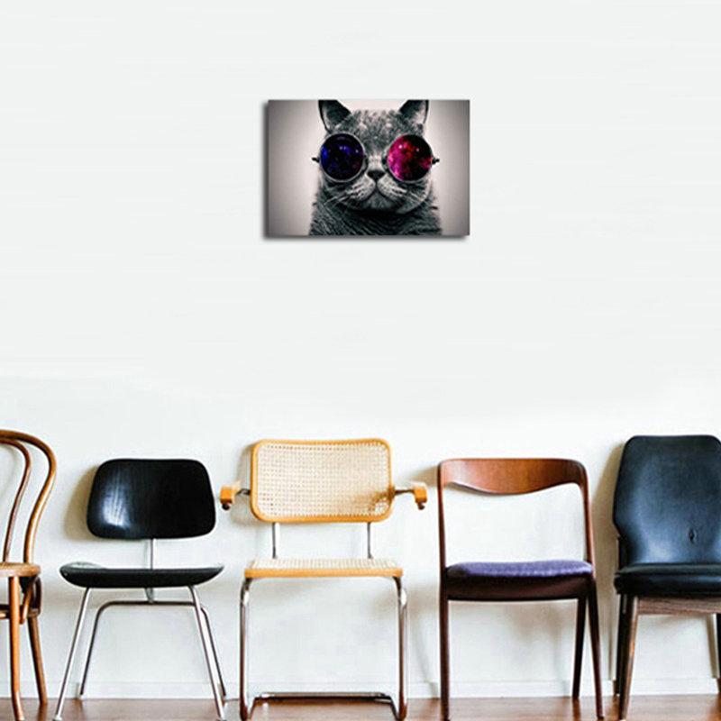 Moderne Wandbilder ohne Rahme Kartzen für Wohnzimmer