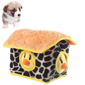 Haustier Quietschspielzeug Küken Design für Hunde Katze