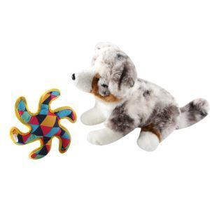 Hunde Quietschspielzeug Seetern Design für Training