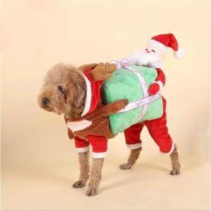 Haustier Kleidung Kostüme für Partys Weihnachten