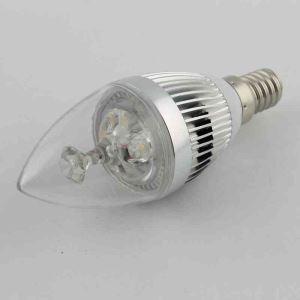 3W E14 LED Kerzenlampe Warmweiß 4er Pack