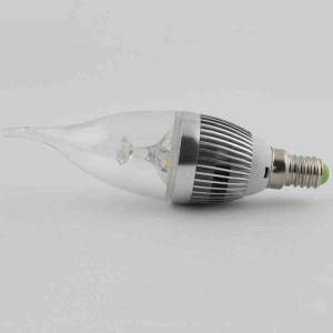 Led Kerzenlampe 3W E14 Warmweiß 3er Pack