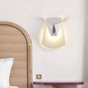 Led Wandleuchte Modern Hirsch Design im Wohnzimmer