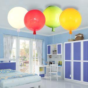 Deckenleuchte Modern Ballon Design 1 flammig im Kinderzimmer