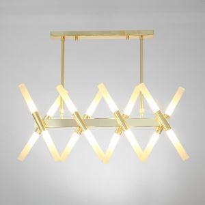 Moderne Hängelleuchte Geometrisch Design für Esszimmer