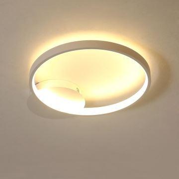LED Deckenleuchte Ring Design für Wohnzimmer Moderne Stil