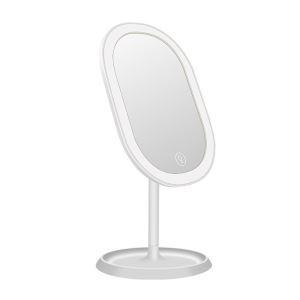 Led Standspiegel Kosmetikspiegel Dimmbar Touch Design
