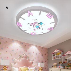 LED Deckenleuchte Buchstabe Design für Kinderzimmer